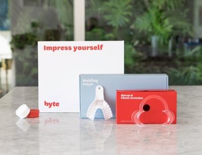 the Byte impression kit is pick 2